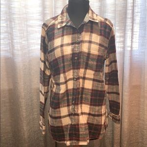 NWT American Eagle Ahh-mazingly soft flannel top